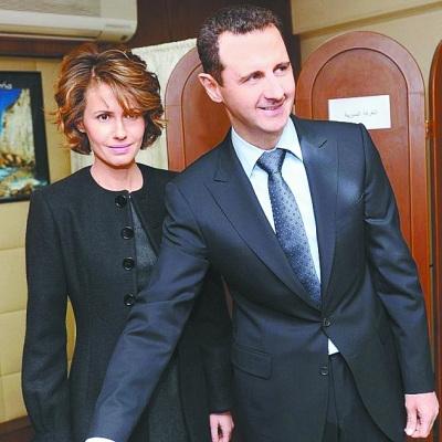 敘利亞總統阿薩德與女助手800封電子情書曝光