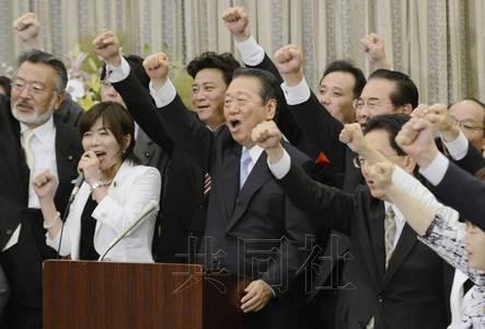 小澤一郎新黨或帶動日本政壇重組矛頭對準野田