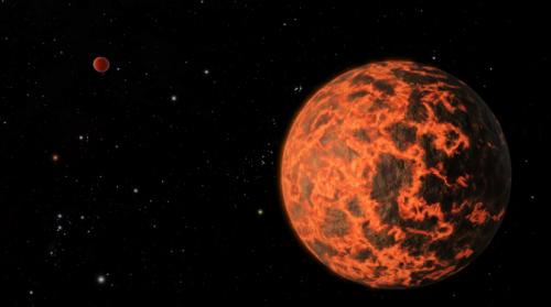 这颗距离地球有33光年