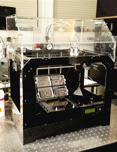 英科学家首次3D打印干细胞 3天后超8成存活