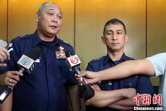 菲律宾称射击台湾渔船地点在菲水域拒绝道歉