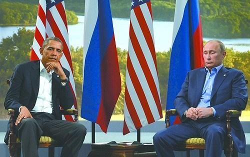 G8峰会:俄罗斯与G7掰手腕公报避谈巴沙尔