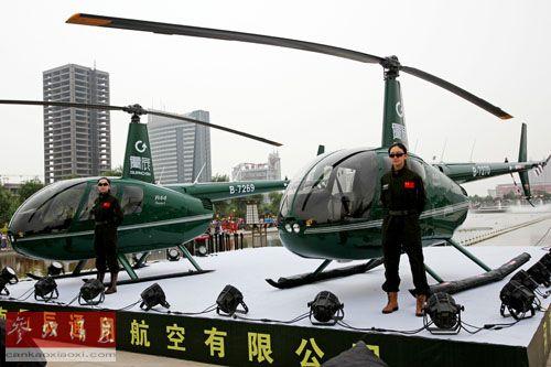 路透:中国将开放低空私人飞机迎来大商机