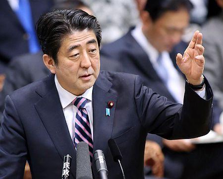 安倍有意优先修复日韩关系 欲集中精力应对中国