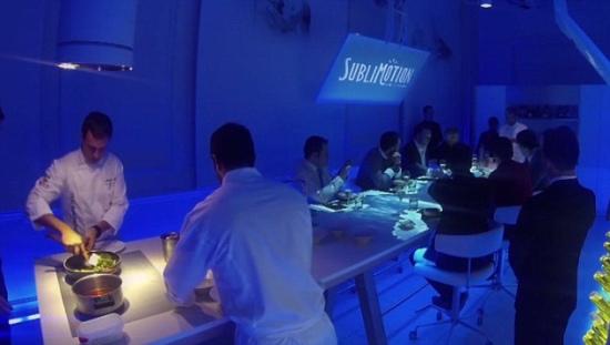 全球最贵餐厅将开业一份套餐要人民币1万元(图)
