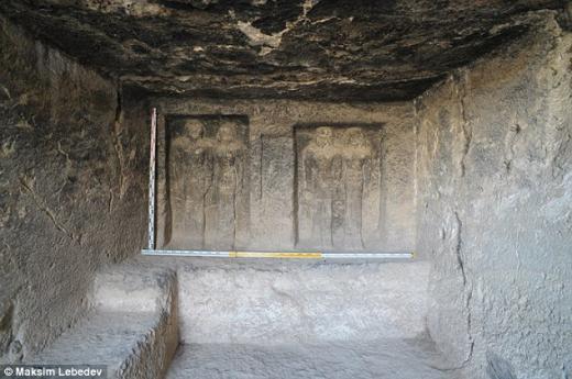 埃及发现4300年前壁画 古王国日常生活怡然自得