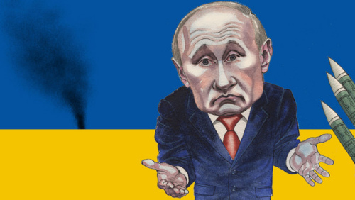 """英媒:俄面临艰难选择 普京被指犯下四""""错误"""""""