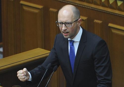 乌克兰总理辞职或因总统遭逼宫 乌政局前景不明
