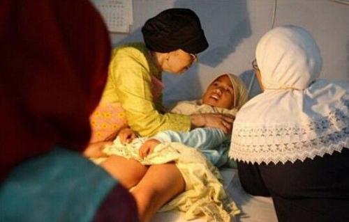 恐怖组织令伊拉克妇女接受割礼 联合国严辞谴责