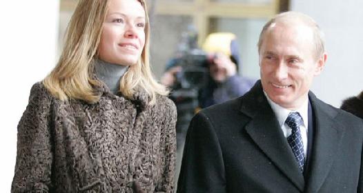 外媒称普京女儿疑受MH17坠机影响逃离荷兰居所