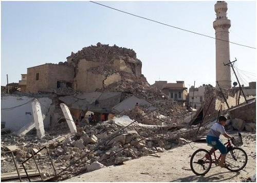伊拉克乱局持续 极端组织炸毁14世纪古老清真寺