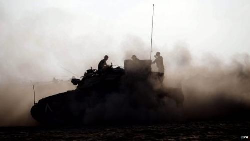 安理会呼吁加沙无条件停火 巴以双方均表不满