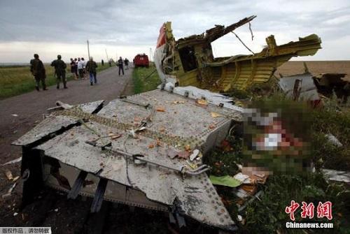 马航客机事件调查组工作再因乌冲突双方交战受阻