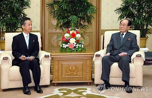 日本朝鲜人总联合会领导访朝 为解禁制裁后首次