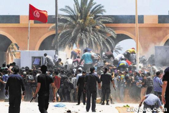 利比亚恐再爆全面内战 局势比卡扎菲时期更混乱