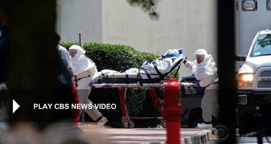 第二名感染埃博拉病毒美国人回国 将被隔离治疗