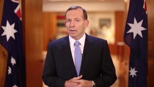 澳大利亚举行全国哀悼 纪念MH17坠机事故遇难者