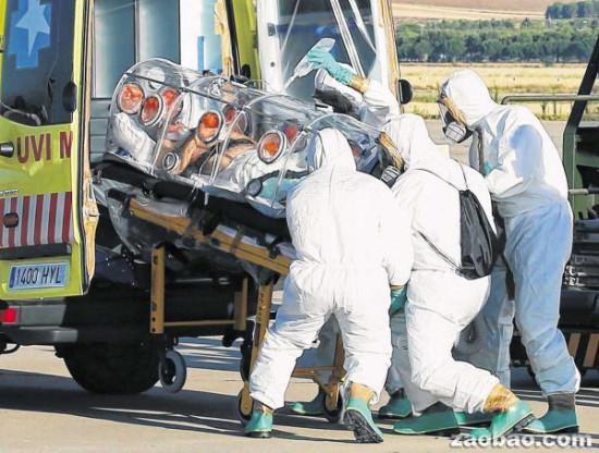埃博拉来势汹汹近千人亡 严峻疫情或成国际危机