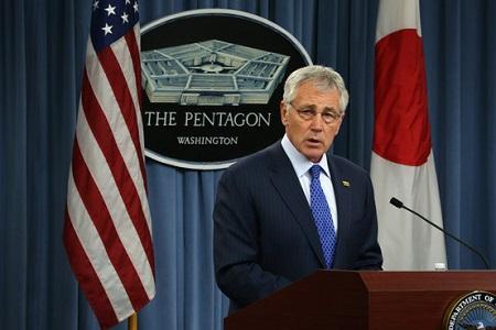 美国防长哈格尔访问印度 寻求加强国防合作