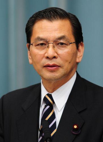 日本民主党举旗抗议 吁安倍撤回解禁自卫权决议