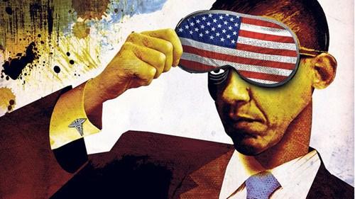 """英媒:奥巴马信奉""""不做蠢事"""" 却陷外交困局"""