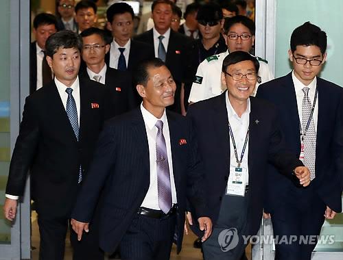 朝鲜确定参加仁川亚运会 与韩国书面协商(图)