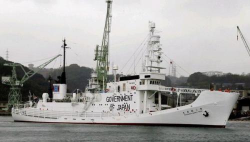 日本捕鲸船侵入俄领海被扣押 日方希望外交解决