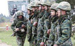 """俄蒙在蒙古国境内举行""""色楞格""""联合反恐军演"""