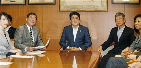安倍正式宣布9月3日改组内阁 核心机构或无变化