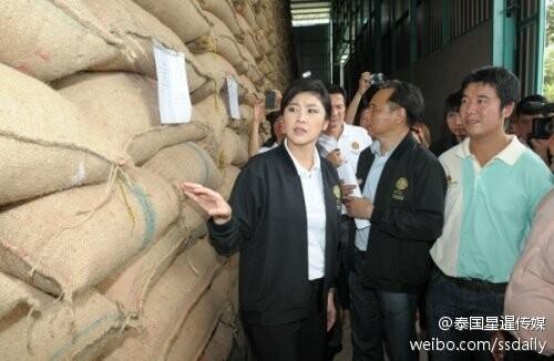 7名中国人遭泰反贪委传唤 涉英拉政府大米舞弊案