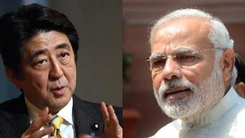 印度总理访日在即 安倍或在京都设晚宴款待