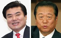 韩日推动议员亲善围棋大赛 欲缓解两国关系