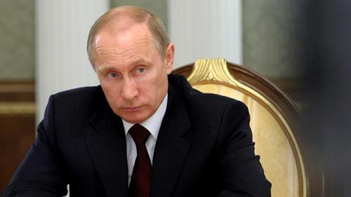 普京下令俄罗斯军队举行演习 测试军队战备状态