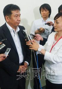 日本前官房长官枝野幸男将出任民主党干事长