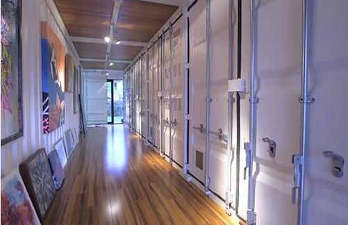 澳大利亚建筑师创新设计 31个集装箱建豪宅(图)