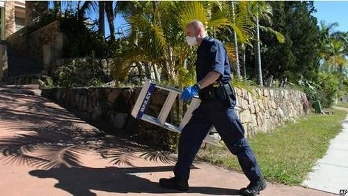 澳大利亚警方展开大规模反恐行动 逮捕15人