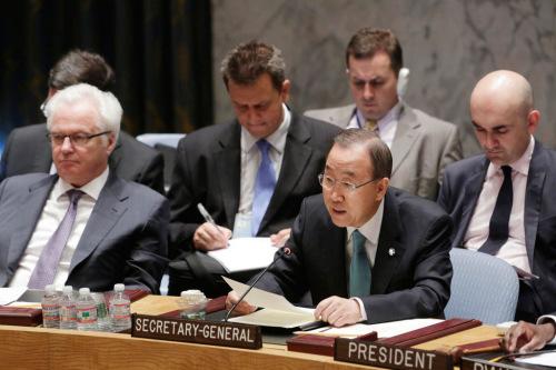联合国将建埃博拉应急特派团 支持疫区国家