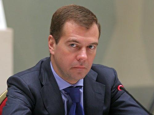 梅德韦杰夫:制裁不可怕 俄将一直兼顾东西方