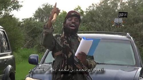 尼日利亚宣布博科圣地领导人死讯 武装分子投降