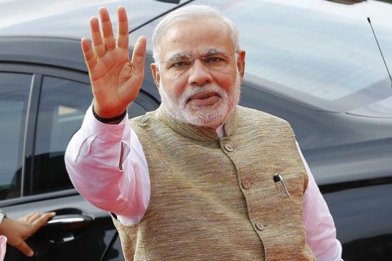 印度总理莫迪将访美 冀修复两国间磕磕碰碰关系