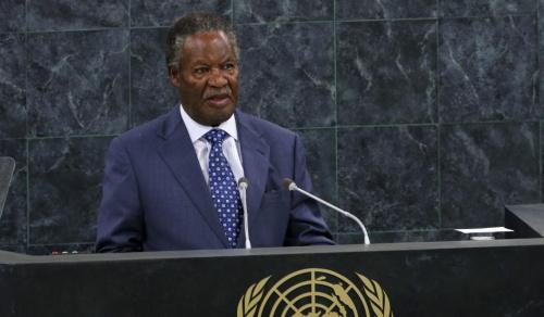 赞比亚政府否认总统去世传言 称其健康完全正常
