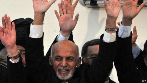 人选:阿富汗新任总统阿什拉夫・加尼(贪图)