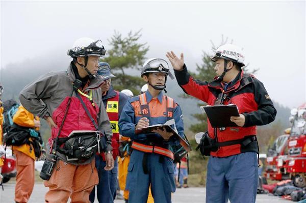日本火山周边浓雾笼罩打断搜救 仍有8人被困山中