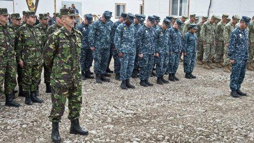 美国海军:美军将于2015年启用罗马尼亚军事基地(图)