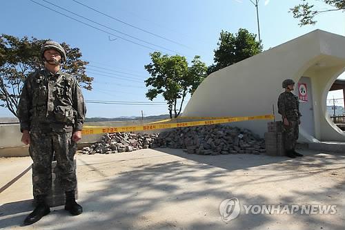 韩国政府呼吁民众勿对朝散发传单 以防刺激朝鲜