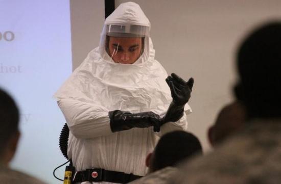 美媒:美国对埃博拉需保持镇定 医院应提高警惕