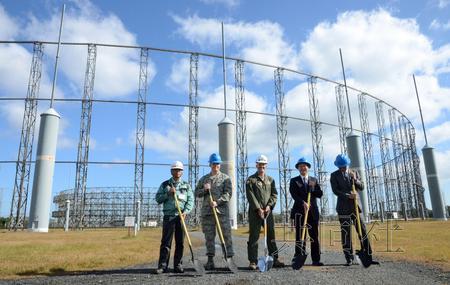 """驻日美军雷达天线网""""象栏""""将拆除曾用于监听"""