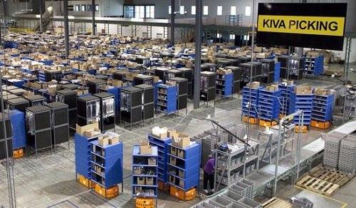 亚马逊机器人发货正确率高达99.99% 远超人工