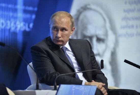 普京称俄美纷争危及全球稳定制裁不利和平进程