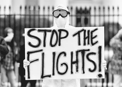 埃博拉疫情加剧美国党争 或影响中期选举结果
